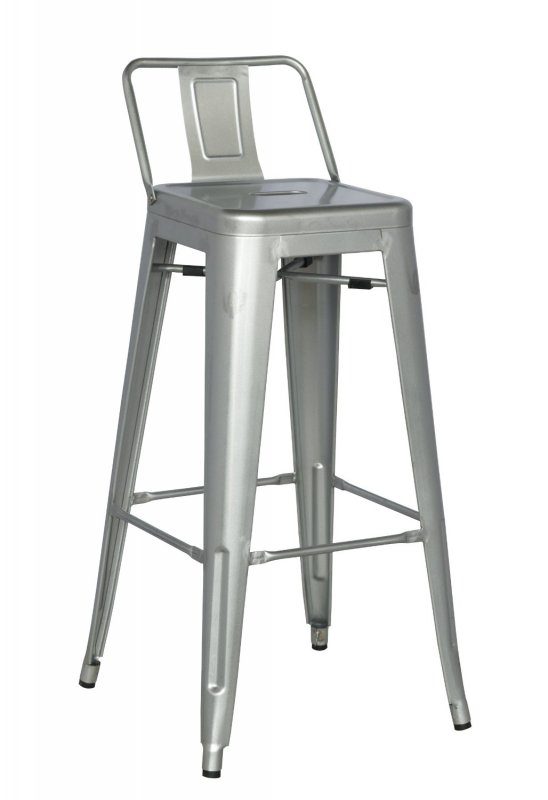 Dink - Modern Metal Counter Stool (Set of 2)