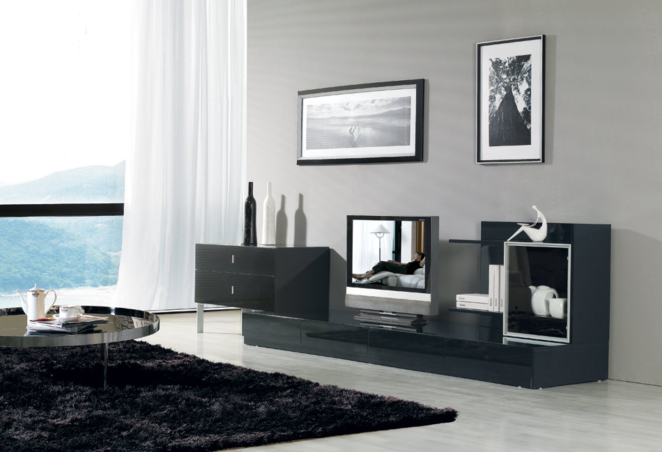 Modern Furniture Entertainment Center