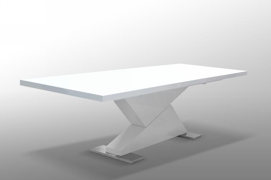 Bono Modern White Dining Table