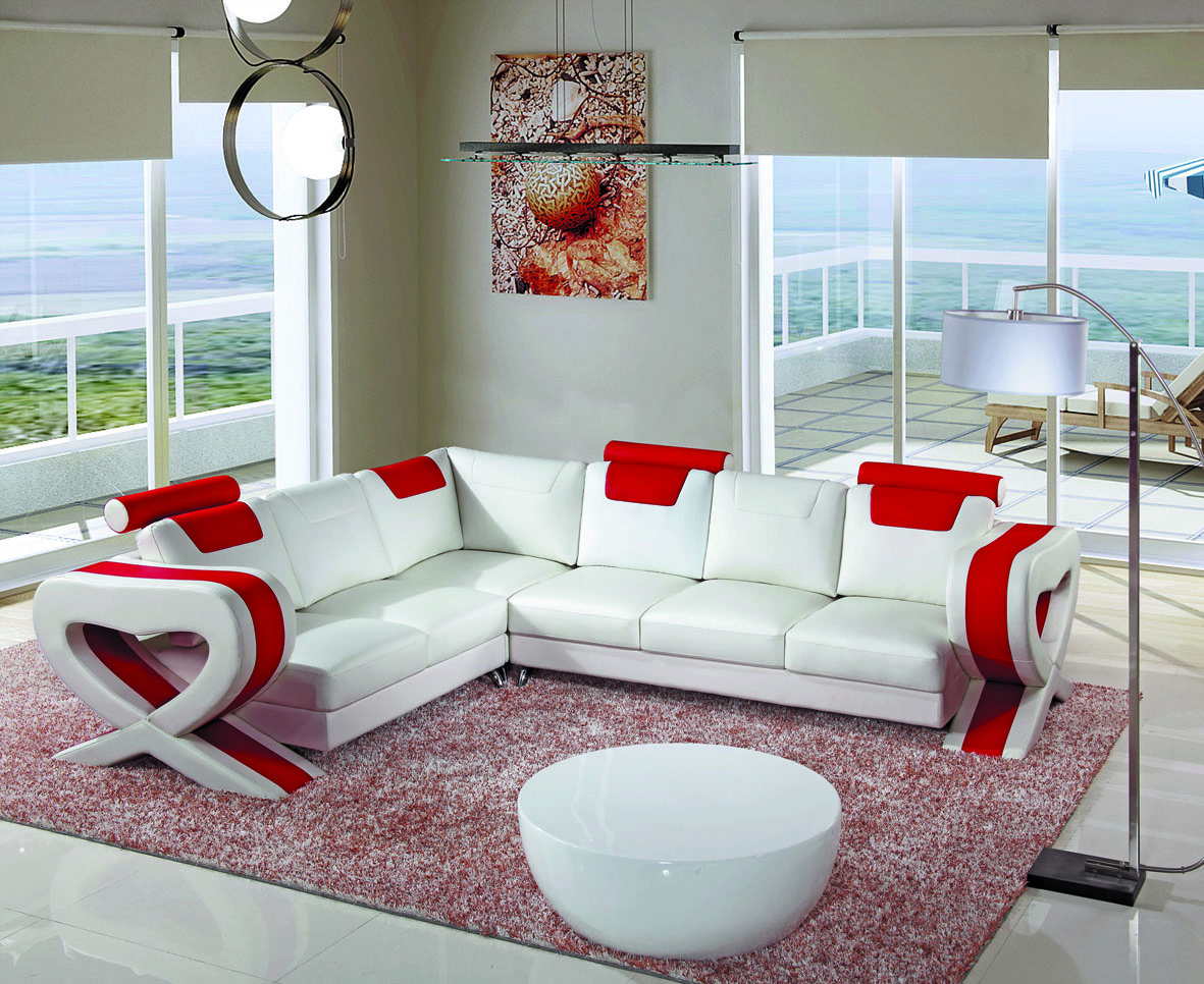 How to arrange a sectional sofa in your living room la for Arrange sofa small living room