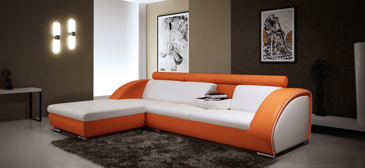 How to arrange a sectional sofa in your living room la for Decorer son salon