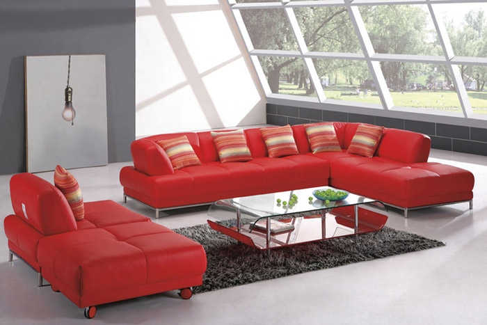 red colored furniture. representing the affluent and distinguished is wine red color. a person who goes for lavishness will surely love this colored furniture. furniture r