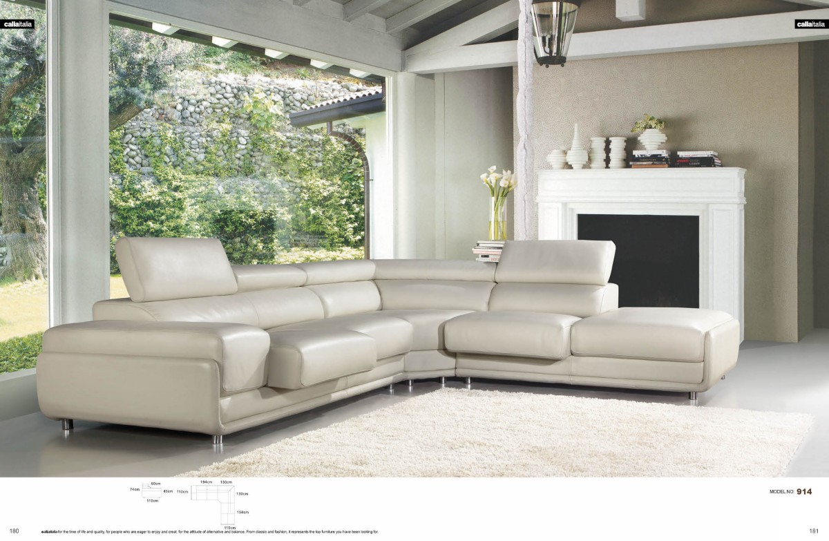 Choosing between comfort and style for your living room furniture la furniture blog - Living room furniture your comfort is a priority ...