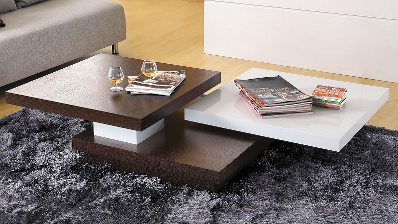 Egypt Modern Coffee Table Multi Purpose Furniture To Fit Any