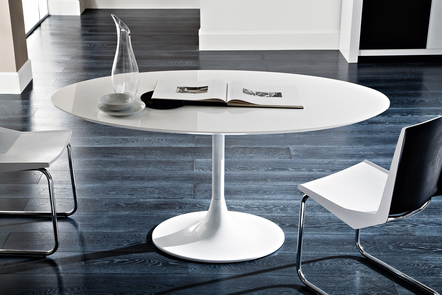 choosing a dining table and chairs for a small home la furniture