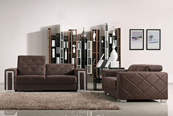 Furniture Suitable For Living Rooms With Light Colored