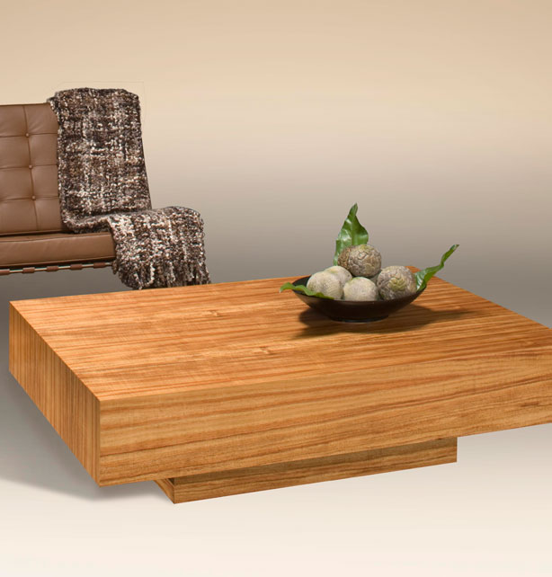 Put more zest in your living room with the presence of a for Coffee tables you can put photos in