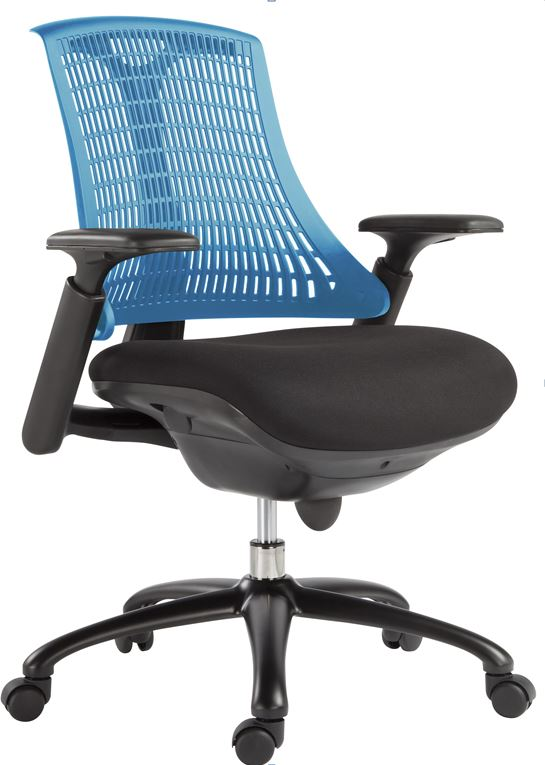 Modrest Innovation Modern Blue Office Chair
