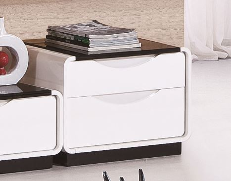 Modrest Modern and Drawer Nightstand Product Photo