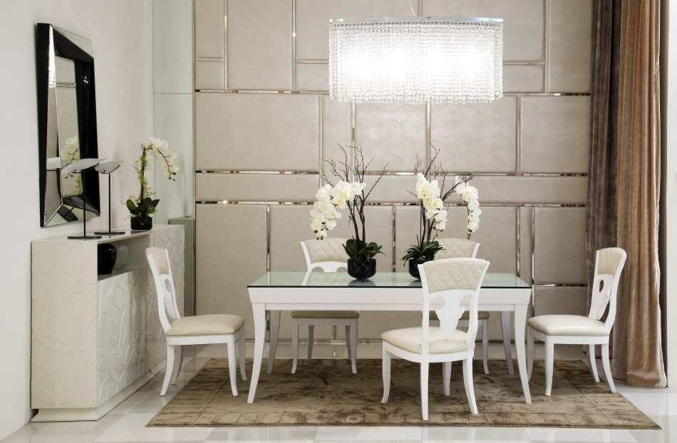 Dining Room Furniture Ideas for a Small Space - LA Furniture Blog