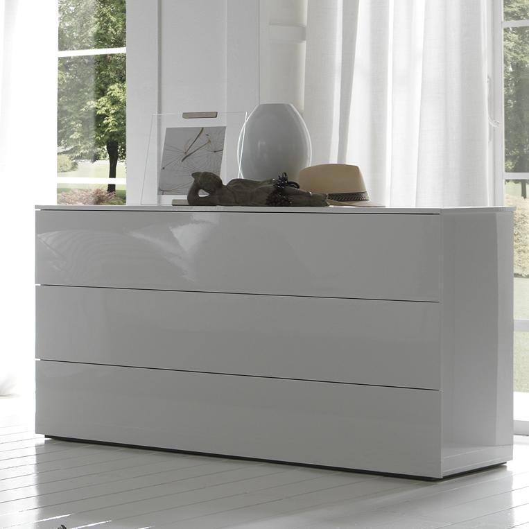 Coco Platform Bedset Dresser
