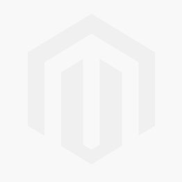 Modrest Vector Modern Smoked Glass & Stainless Steel Coffee Table
