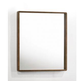 Nova Domus Metcalf - Mid-Century Walnut Mirror