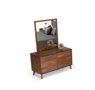 Nova Domus Soria Mid-Century Walnut Dresser