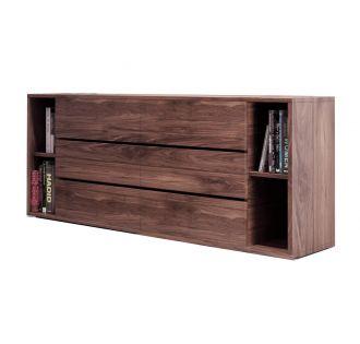 Nova Domus Jagger - Modern Walnut Dresser