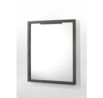 Nova Domus Soria Modern Grey Wash Mirror