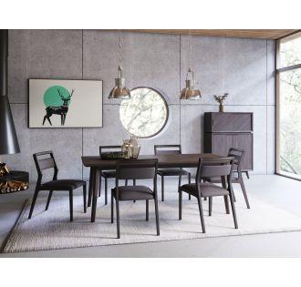 Modrest Roger - Mid Century Acacia Dining Table