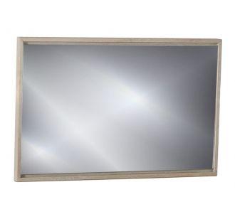 Modrest Samson - Contemporary Grey Mirror