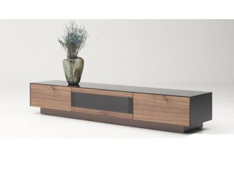 Modrest Darius Modern Walnut TV Stand