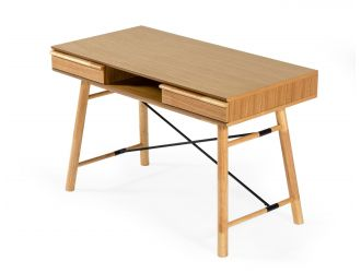 Modrest Casey - Modern Oak Office Desk