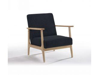 Modrest Gengo - Modern Black Accent Chair