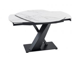 Modrest Jarman - Contemporary Ceramic Extendable Dining Table