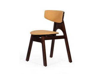 Modrest Beeler - Modern Camel Dining Chair (Set of 2)