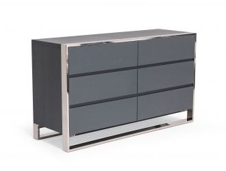Modrest Jolene - Modern Grey Dresser