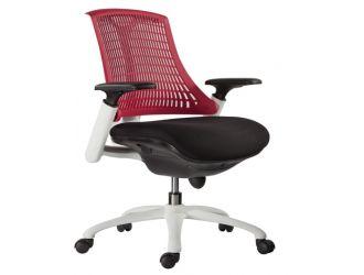 Modrest Innovation Modern Red Office Chair