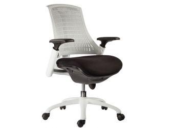 Modrest Innovation Modern White Office Chair
