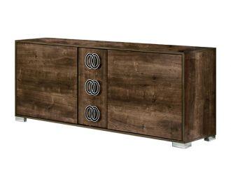 Modrest Athen - Modern Italian High Gloss Dresser
