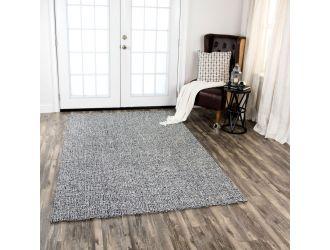 Kaaleen Brindleton Transitional Black White 9' x 12' Rug