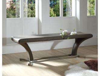 Modrest Arvin Modern Grey Dining Bench