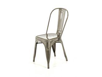 Elan - Modern Steel Dining Chair (Set of 2)