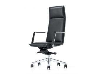 Modrest Gorsky - Modern Black High Back Executive Office Chair