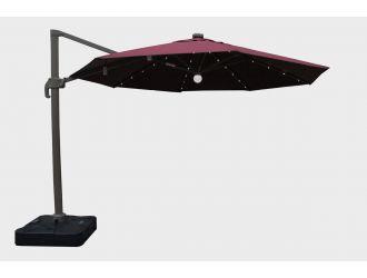 Renava Tortola Outdoor Red Umbrella