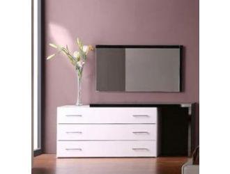Infinity Modern Bedroom Mirror