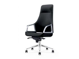 Modrest Merlo - Modern Black High Back Executive Office Chair