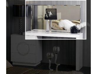 A&X Ovidius - Transitional Chrome Framed Mirror