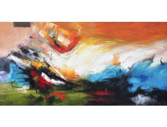 Modrest ADD3229 - Abstract Oil Painting