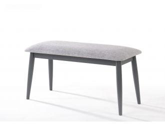 Modrest Kalene - Modern Grey Bench