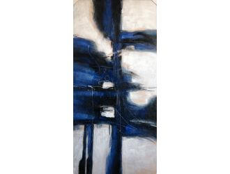 Modrest VIG19007 - Abstract Oil Painting