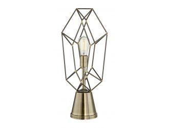 Modrest Capital - Antique Brass Table Lamp