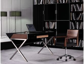Orwell Contemporary Minimal Office Desk