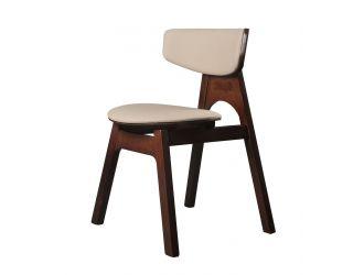 Modrest Beeler - Modern Light Grey Dining Chair (Set of 2)