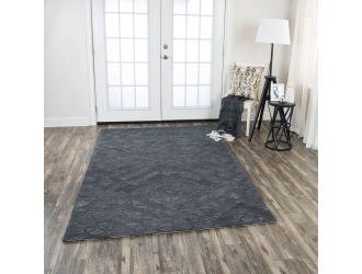 Kaaleen Fifth Avenue Dark Gray 9' x 12' Rug