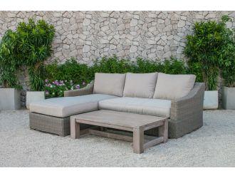 Renava Seacliff Outdoor Wicker Sectional Sofa Set