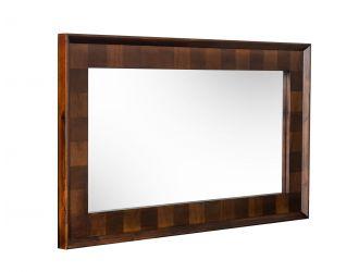 Modrest Shane - Modern Acacia Mirror