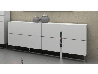 Voco Modern White Bedroom Dresser