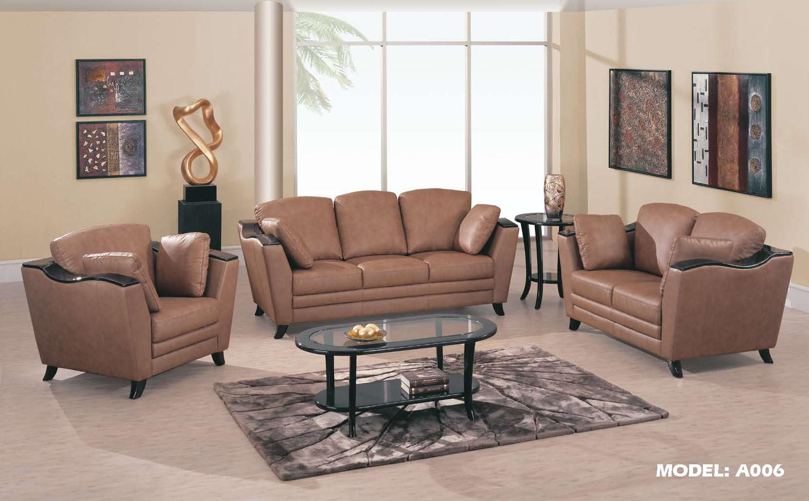 Light Dark Brown Colored Living Room Furniture Main Blog